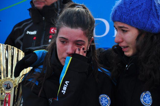 Kar perisi gözyaşlarıyla anıldı