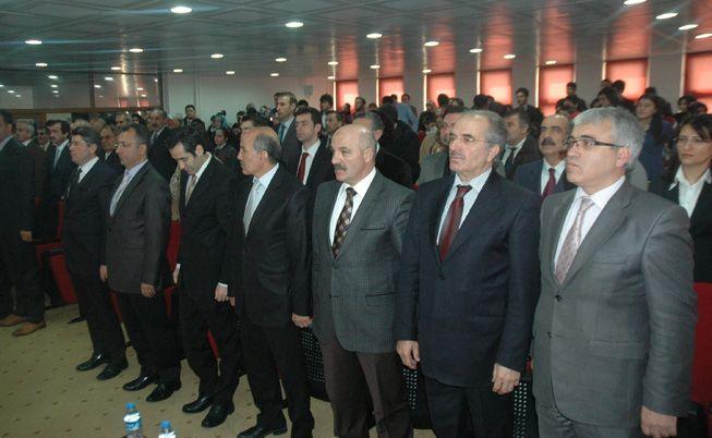 Erzurum'da kütüphane haftası etkinlikleri