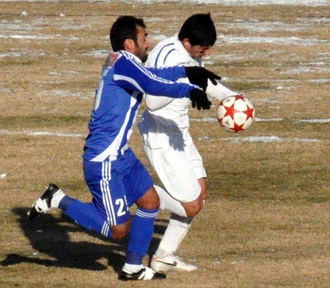Erzurum BBS Bursa Nilüfer maçından kareler
