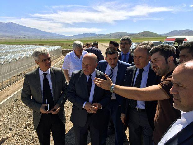 Erzurum ile Tebriz ve Urumiye arasında işbirliği köprüsü
