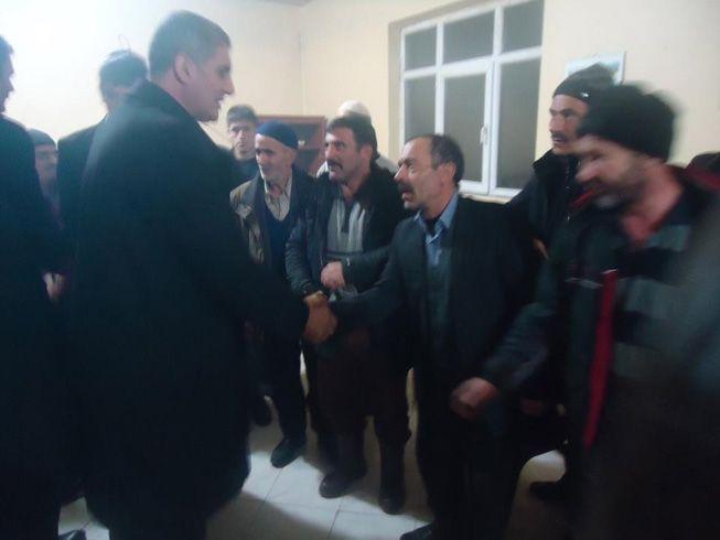MHP'den köy çıkarması