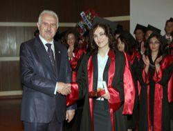 Hukuk Fakültesi ilk mezunlarını verdi!..