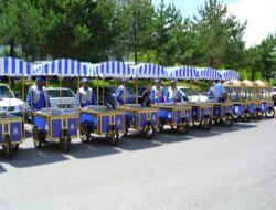 Erzurum'da seyyar satıcılara tezgah!..