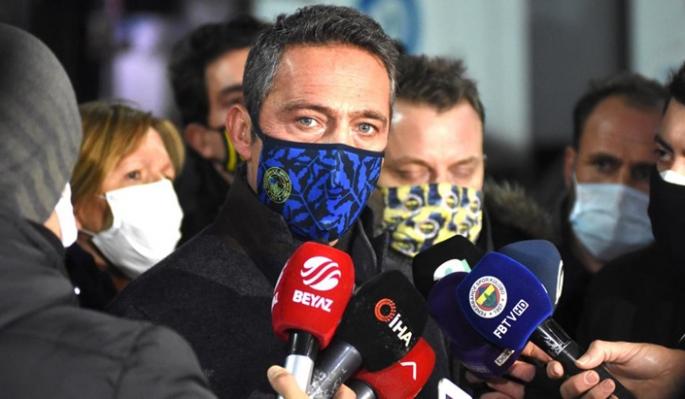 Ali Koç: Hodri meydan!