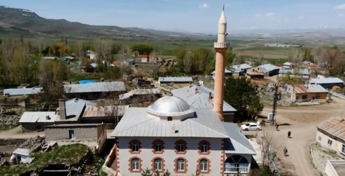 Ermeniler bu camide 587 kişiyi diri diri yaktı