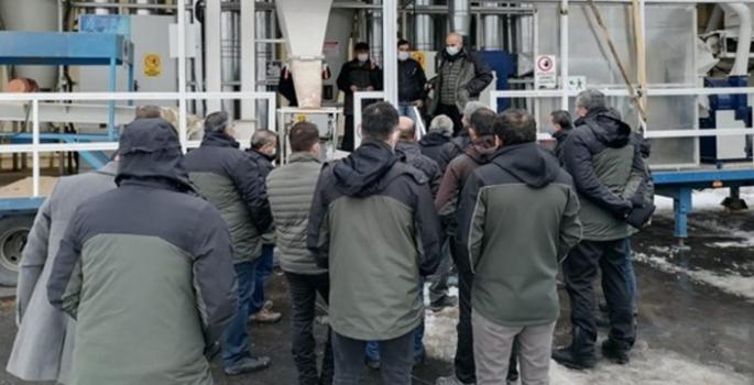 Erzurum'a Mobil Pelet Makinesi tahsis edildi