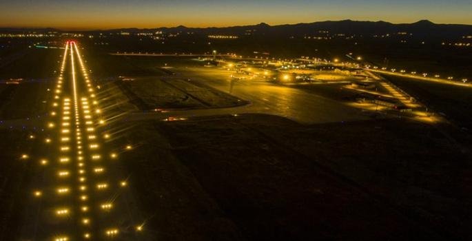Erzurum Havalimanı 2020 verileri yayımlandı