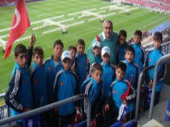 ASA Vanlı çocuklardan futbol takımı kuracak