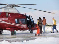 2 Ayda 206 hasta kurtarıldı