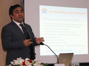 KUDAKA Mali Destek Programı açılış toplantısı yapıldı