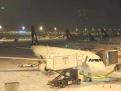 Erzurum uçak seferleri iptal