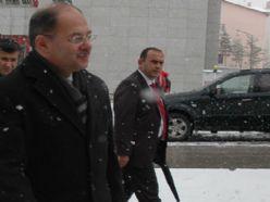 Başbakanın sağlık durumunu Erzurum`da açıkladı