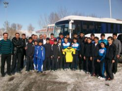 Erzurumlu atletlerin İzmir çıkarması
