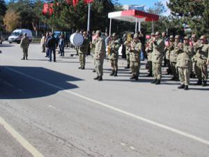 29 Ekim Cumhuriyet Bayramı etkinliklerinin provası yapıldı