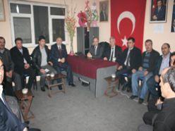 AK Parti Milletvekili Yılmaz Pasinler'de