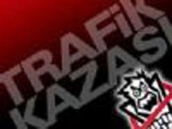 Doğubayazıt'ta trafik kazası : 5 ölü