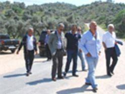 Mehmet Ağar'a sürpriz ziyaret