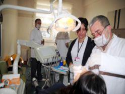 Ağız diş sağlığı merkezi altın yılını yaşıyor