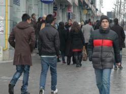 Öğrenciler geldi şehir canlandı