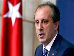 CHP`li İnce: ``Başbakan,Kaçma buraya gel``