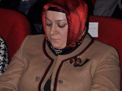 Erzurum'da kadın kolları kongresi yapıldı