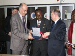 Gana heyetine ETSO'da sıcak gelişme