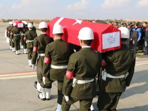 Acı haberler peş peşe geldi: 5 askerimiz şehit