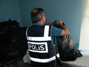 Adana'da 'sahte içki' operasyonu!