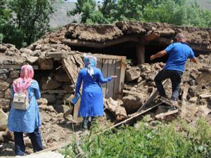 AFAD'dan Bingöl depremi raporu
