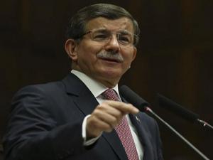 Ahmet Davutoğlu yeni parti için resmi başvuruyu yaptı
