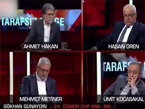 Ahmet Hakan: Sizin nerenize saygı göstereceğiz