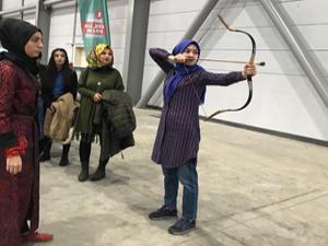 AK Gençlik, Erzurumlu gençleri şölende buluşturdu