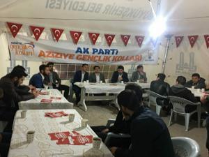 AK Gençlik, gençleri markaja aldı