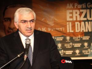 AK Parti Gençlik Kolları Danışma Meclis Toplantısı yapıldı