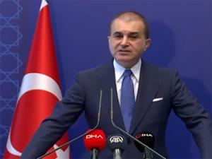 AK Parti Sözcüsü Ömer Çelik'ten Yunan Bakan'a yanıt