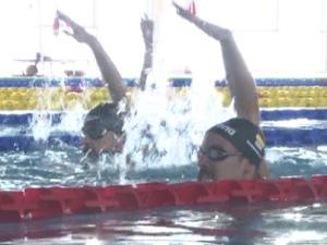 Alman Yüzme Milli Takımı Erzurum'da kamp yapıyor