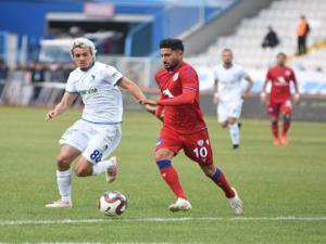 Altınordu ve Erzurumspor 6. randevuda