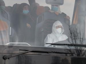 Ankara ve Konya'da karantinada