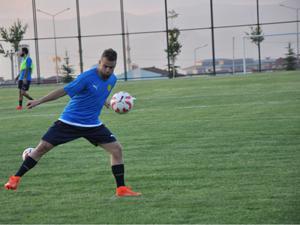 Ankaragücü, yeni sezon hazırlıklarına Erzurum'da başladı