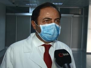 Araştırma Hastanesinde 21 vakanın tedavisi devam ediyor