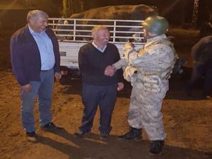 Artvin'de çaldıkları hayvanlarla Erzurum'da yakalandılar