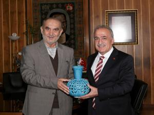 Atatürk Üniversitesi, sanat üzerine protokol imzaladı