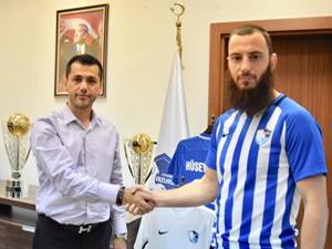 B.B. Erzurumspor, Aykut Demir'i kadrosuna kattı