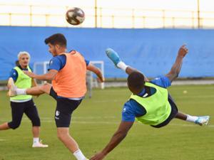 B.B. Erzurumspor, Boluspor karşısında galibiyet hedefliyor