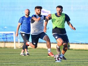 B.B. Erzurumspor'da yeni sezon hazırlıkları devam ediyor