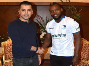 B.B. Erzurumspor Sissoko'yu kadrosuna kattı