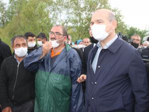 Bakan Soylu Erzurum'da