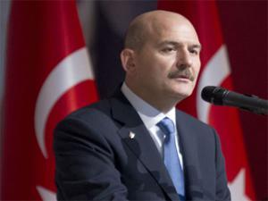 Bakanı Soylu: Gelen mesaj beni çok etkiledi