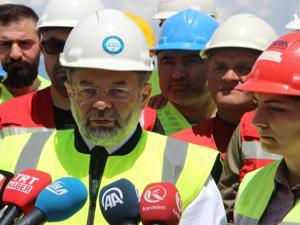 Başbakan Yardımcısı Akdağ, Şehir Hastanesi'ni inceledi