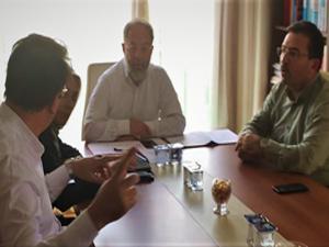 Başkent'te Erzurum istişaresi